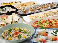 和洋折衷パーティー料理2015_2~3